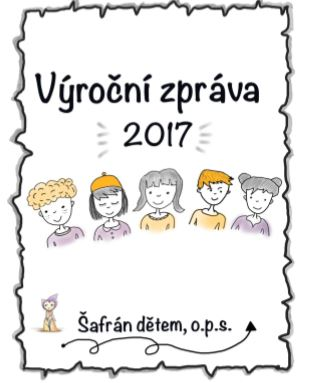 Výstřižek výroční zpráva